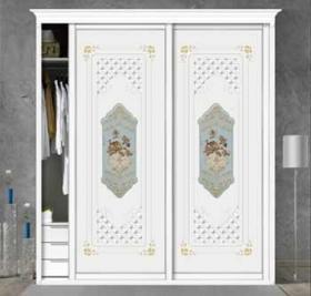 衣柜门GL-8034