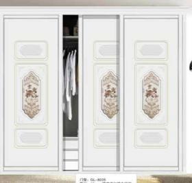 衣柜门GL-8035