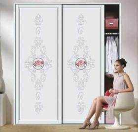 衣柜门GL-8046