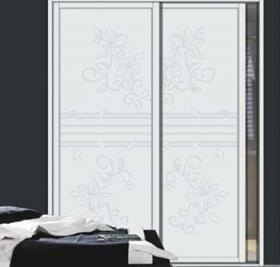 衣柜门GL-8049