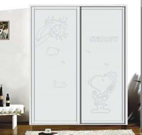 衣柜门GL-8054