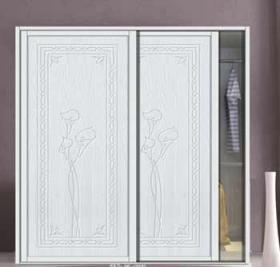 衣柜门GL-8055