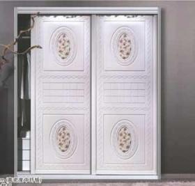 衣柜门GL-8075