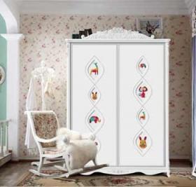 衣柜门GL-8083