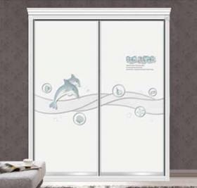 衣柜门GL-8091