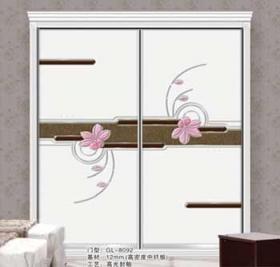 衣柜门GL-8092