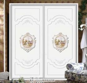 衣柜门GL-8093
